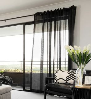 Sheer Curtain Ideas How To Get Maximum Impact For Minimal
