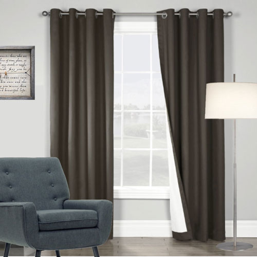 Keeping the heat at bay with thermal backed blockout curtains get your thermal blockout curtains here solutioingenieria Image collections
