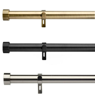 Extendable Curtain Poles Cheap Curtain Rods Quickfit
