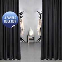Hampton Black Bulk Pack 8 panels | Sold Out