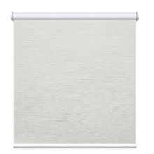 Texture Blockout Roller Blind Ivory