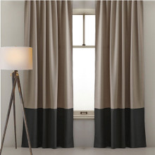 SORRENTO CUSTOM MAKE TWO COLOURED CURTAINS | New