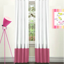 WESTWOOD CUSTOM MAKE TWO COLOURED CURTAINS | New
