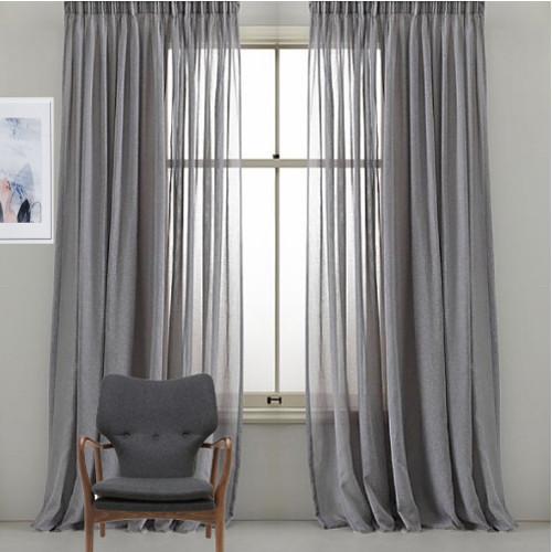 Sheer Pinch Pleat Curtains Online Grey Pinch Pleat Curtains