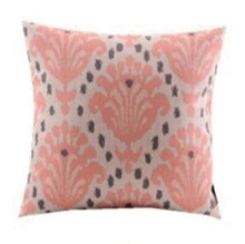 Dusty Pink damask cushion cover 45cm x 45cm