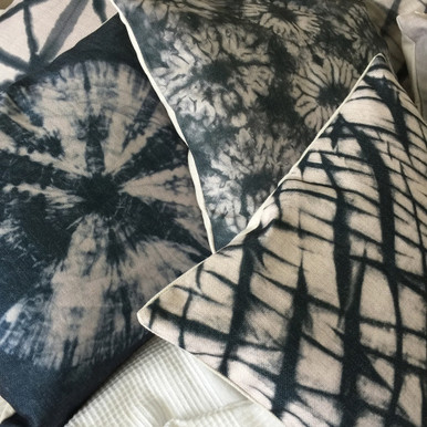 Shibori Cushion Covers