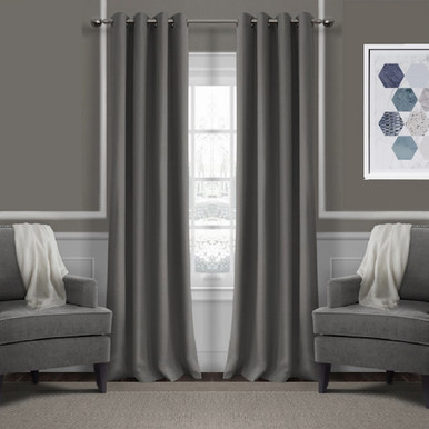 Environmental Chemical Free Curtains | Grey Curtains | Curtains On Sale |  Quickfit
