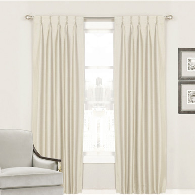 Pinch Pleat Curtains Faux Silk Curtains I Quickfit