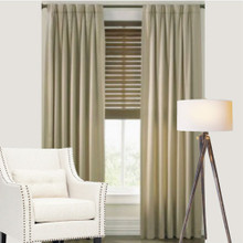 Cantina Sage Pinch Pleat Curtains