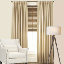 Cantina Thermal Coated 1 Pass Pinch Pleat Curtains