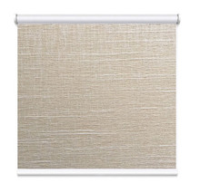 Milan Texture Blockout Roller Blind Taupe