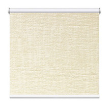 Milan Texture Blockout Roller Blind Cream