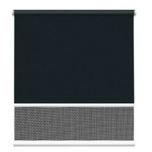 Dual Roller Blind Black | New