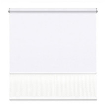 Dual Roller Blind  White | New