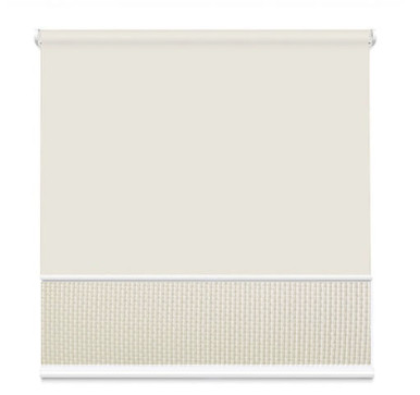Dual Roller Blind Ivory | New