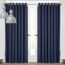 Miami Thermal Room Darkening Curtain Panel | 4 Sizes!
