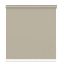 Classic Stone blockout roller blind