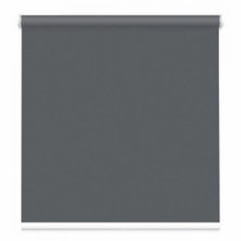 Custom Made Blockout Blind Steel Grey | New