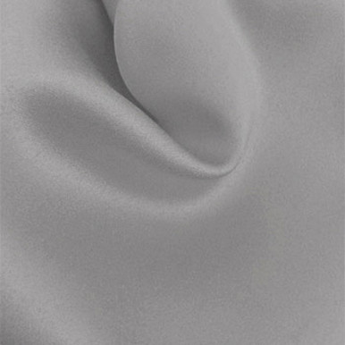 JAMES Thermal Weave Soft Drape Fabric Swatch DOVE GREY