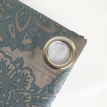 Casanova Premium Blockout Eyelet Curtain Panel TEAL | Sold Out!