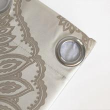 Casanova X Long Premium Blockout Eyelet Curtain Panel SAND | Almost Gone!