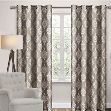 Casanova Premium X Long Blockout Eyelet Curtain Panel CAFE  | Almost Gone!