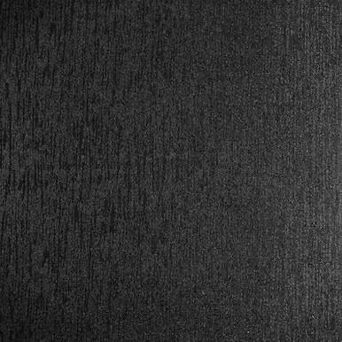 Black Houston Coated Blockout Textured Roller Blind