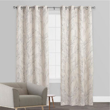 SAIGON Blockout Premium Curtain Panel COAL | Sold Out!