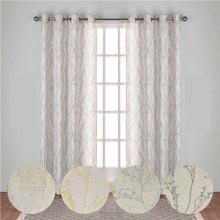 BLOOM X Long Premium Blockout Eyelet Curtain Panels