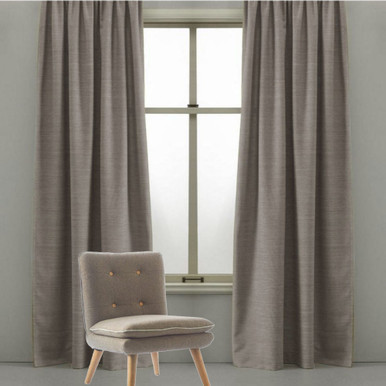 Melbourne Custom Made 100 Blockout Curtain Mocha