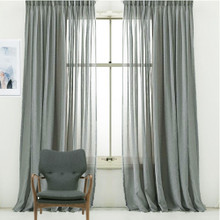 Bristol Sheer Custom Made Curtains EARTH GREY