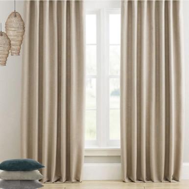 SKAGEN Total Blockout Curtains - Linen