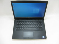 "Dell 5480 14"" Laptop 2.4GHz Core i5 8GB RAM 250 GB HDD Windows 10 Grade A"