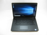 "Dell 5480 14"" Laptop 2.4GHz Core i5 8GB RAM 500 GB HDD Windows 10 Grade A"