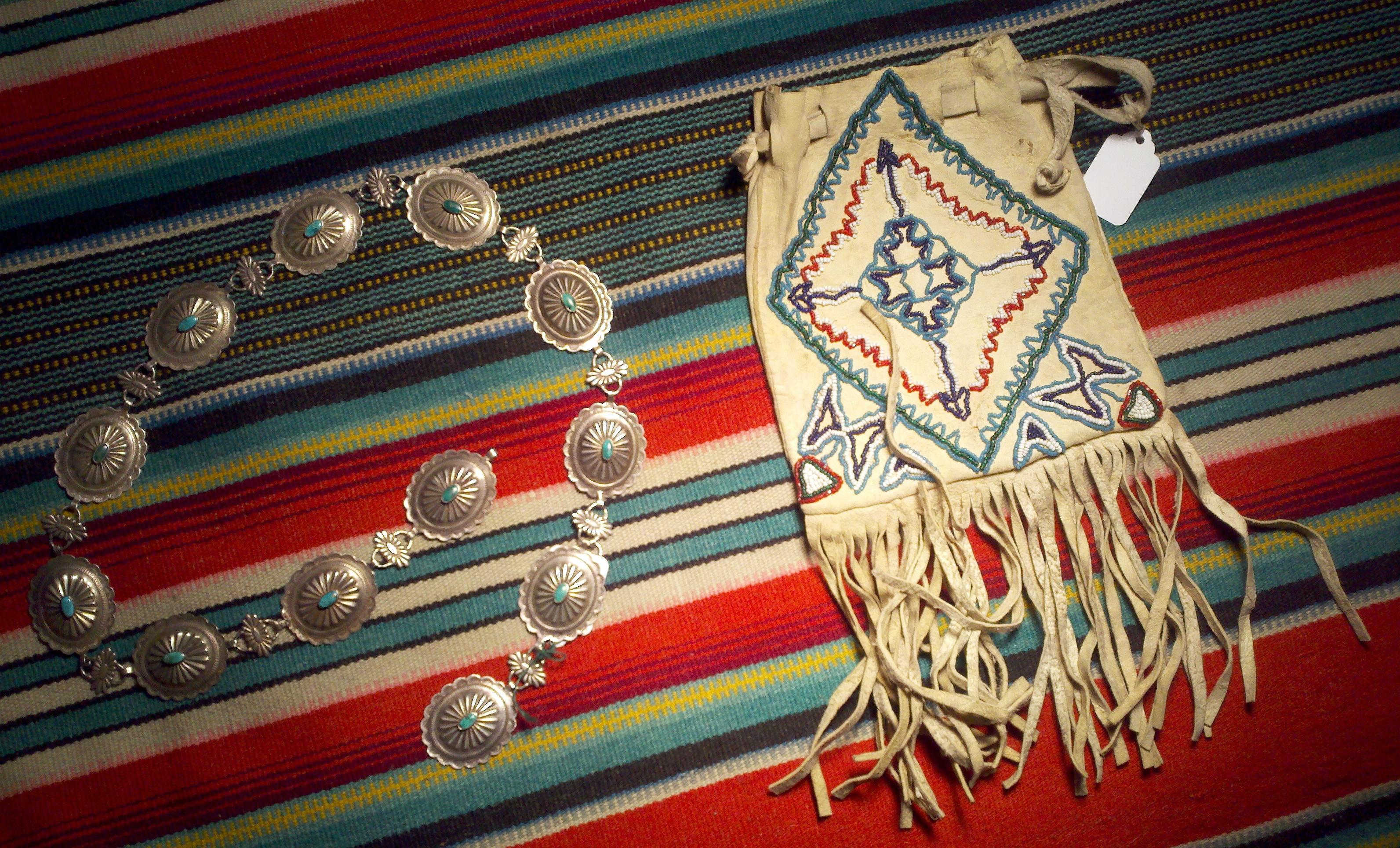 Native american ethnic