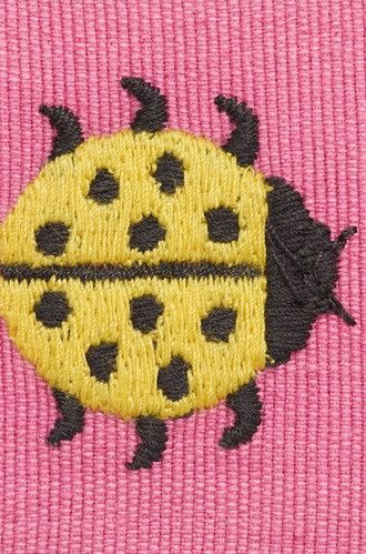 Ladybird Tape in Yellow and Pink
