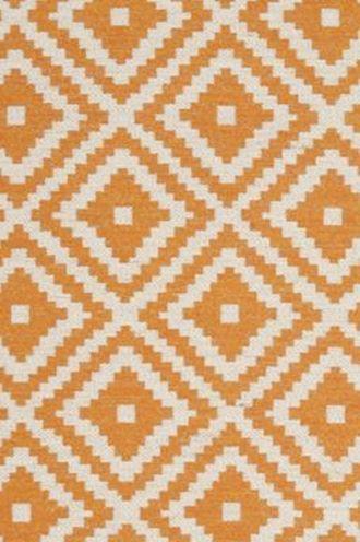 Tahoma Fabric in Pumpkin