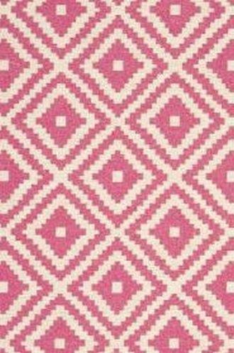 Tahoma Fabric in Carmine