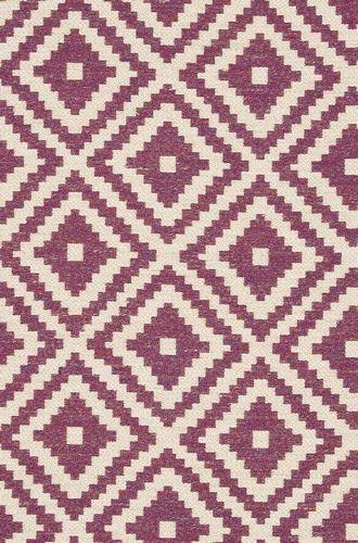 Tahoma Fabric in Plum