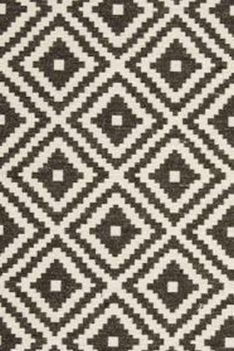 Tahoma Fabric in Ebony