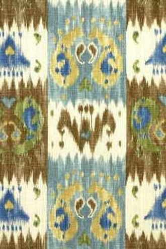 Westmount Wall Fabric in Lake