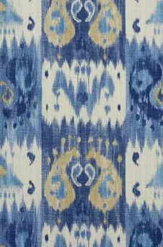 Westmount Wall Fabric in Blue
