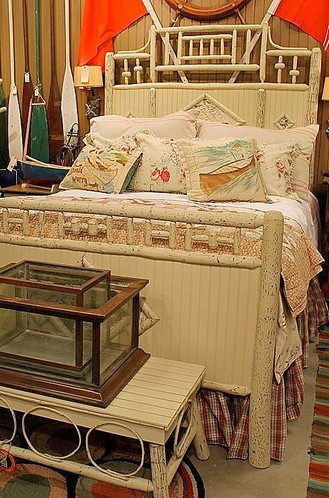 Rustic Revival Bed Twin