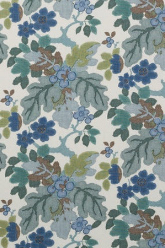 Hanbury in Blue and Celadon