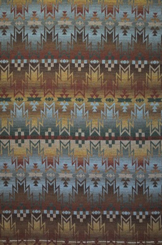 Tribal Fair Fabric (Ralph Lauren - In Mountain, Mesa or Canyon)