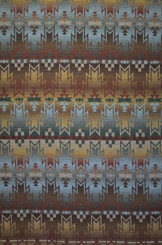 Tribal Fair Fabric in Canyon