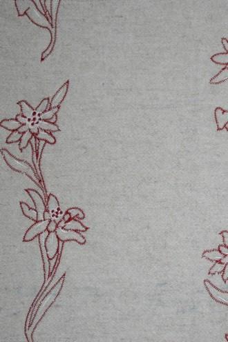 Old World Weavers Blandine Fabric in Naturel