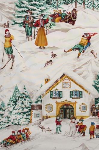 Pierre Frey Tyrol Fabric