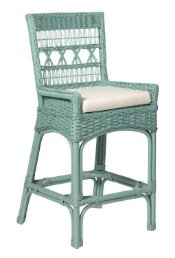Mount Tallac Bar Stool (Wicker)
