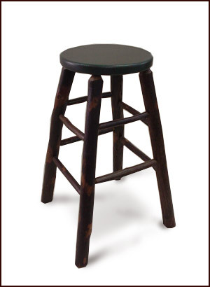 Camp Bar Stool For Cabins